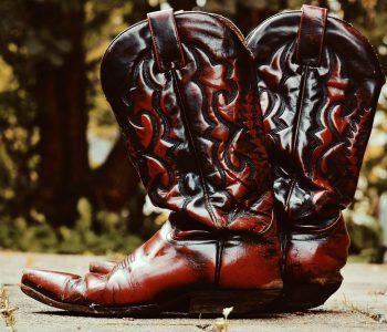 Bottes de Cowboy homme