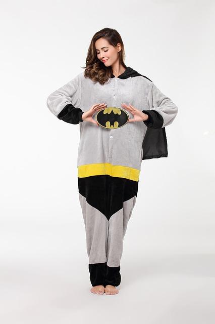 Pour dormir ou faire la fête ... ou les deux, le pyjama combinaison est votre meilleur allié