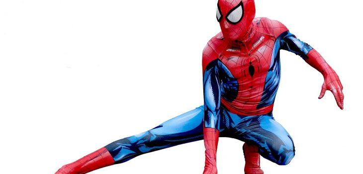 déguisement Spiderman réaliste
