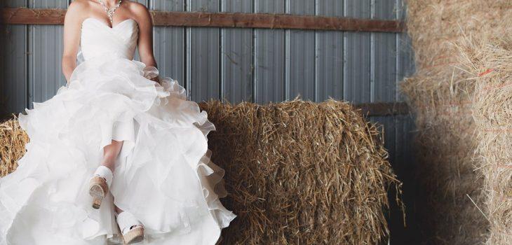 robe boheme mariage